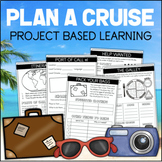 PBL Project Based Learning PLAN A CRUISE Trip