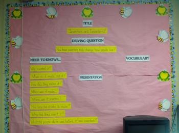 PBL / Project Board Titles