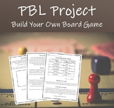 PBL Project - Build Your Own Board Game