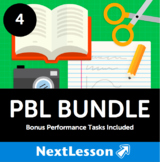 PBL Bundle (Grade 4) - In Collaboration with A.J. Juliani - 31 Projects!