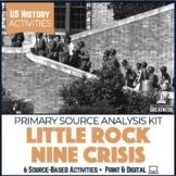 Little Rock Nine Activity Project Pack Print & Digital