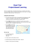 PBL - Road Trip Across Your State Project