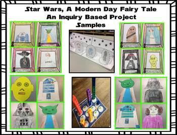 PBL: Star Wars, A Modern Day Fairy Tale