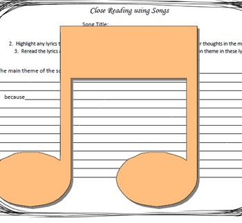 PBL Theme with Songs and Lyrics
