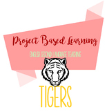 PBL Tigers - ESL Project Based Learning for primary education