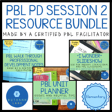 PBL Walk Through Session 2 Resources Project Based Learnin