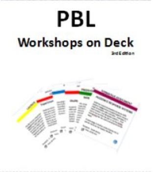 PBL Workshops On Deck- 4th Edition Cards