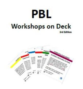 PBL Workshops On Deck- Unit Planning Cards