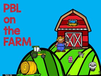 PBL on the Farm