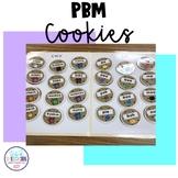 PBM Cookies