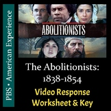 PBS - The Abolitionists - Episode 2 - Video Response Works
