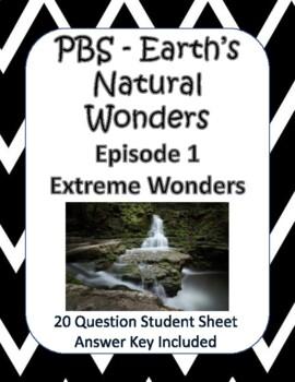 PBS Earth Natural Wonders - Episode 1 - Natural Wonders
