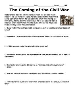 PBS Ken Burns The War Movie Questions