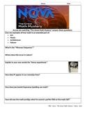 PBS Nova Great Math Mystery Questions