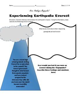 PBS Nova Himalayan Megaquake Viewing Guide/Assignment