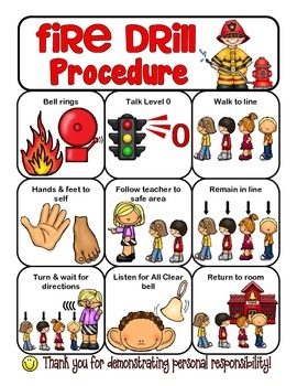 PBS Toolkit: Procedures for Assembly, Fire and Disaster Drills
