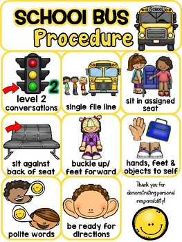 PBS Toolkit: School Bus Procedure