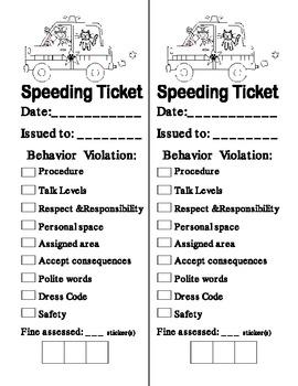 PBS Toolkit speeding ticket