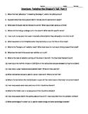 "PBS ""Uranium: Twisting the Dragon's Tail"" Part 2 Worksheet"