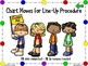 PBS toolkit: line up song and chart moves board