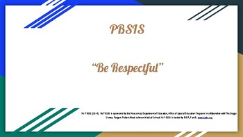 PBSIS Be Respectful