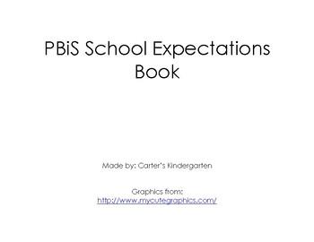 PBiS Expectations Book