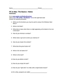 PC to Mac The Basics