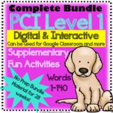 PCI 1 Reading Extended Digital Activities Bundle 1-140 Dis