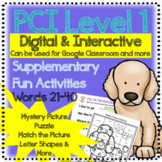 PCI 1 Reading Extended Digital Interactive Activities 21-4