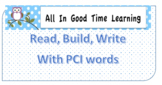 PCI Read, Build, Write Books 1-10