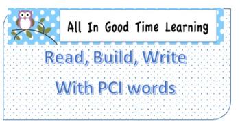 PCI Read, Build, Write Books 1-10