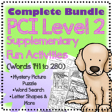 PCI Reading Bundle Level 2 Extended Fun Activities (141-28