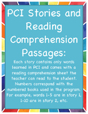 PCI Stories and Reading Comprehension Level 1