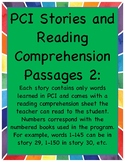 PCI Stories and Reading Comprehension Level 2