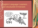 PD Lesson: Language acquisition and student language learn