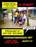 PD Teachers Social Justice Trip & Retreat- Dominican Republic & Haitian Border