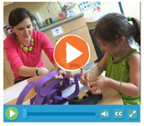 PD Video: Individualized Instruction strategies while exploring Ramps