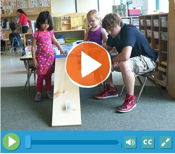 "PD video about ""science talk"" during Ramps curriculum unit"