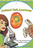 Animal Cell Anatomy Printables & Worksheets for Interactiv