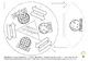 The Four States of Matter and Changing Phases of Matter of States Wheel-Foldable