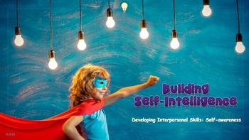 PDF Building Self-Intelligence: All About... Printable Worksheet