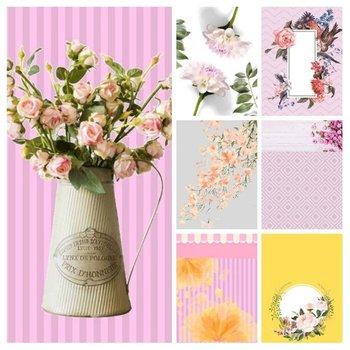PDF Download Flower Paper File