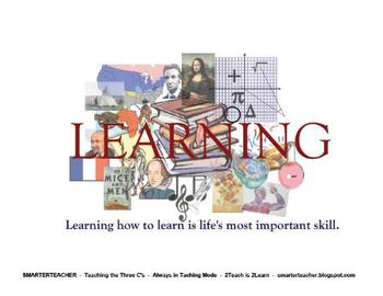 PDF - Learning, Life's Most Important Skill