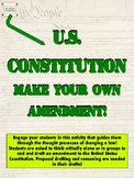 PDF - Make Your Own Amendment Questionnaire