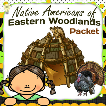 PDF The Native Americans of the Eastern Woodlands Set for Interactive Notebook