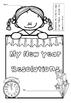 PDF New Year Craftivity 6 pages Flipbook
