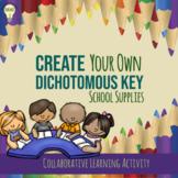 Dichotomous Key - Create a Dichotomous Key to Identify Sch