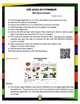 PDF Scientific Method Halloween Themed Unit for Interactive Science Notebooks