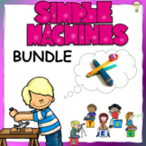 Hands-on Simple Machines Interactive Science Mini Unit (Ongoing Bundle)
