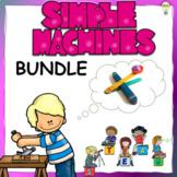 Simple Machines Interactive STEAM Hands-on Activities